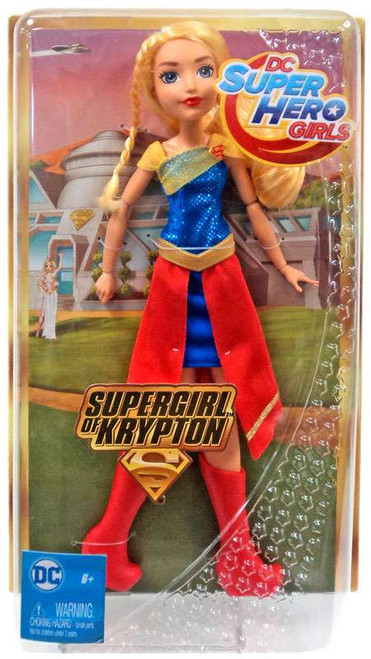 DC Super Hero Girls Supergirl of Krypton 12-Inch Deluxe Doll