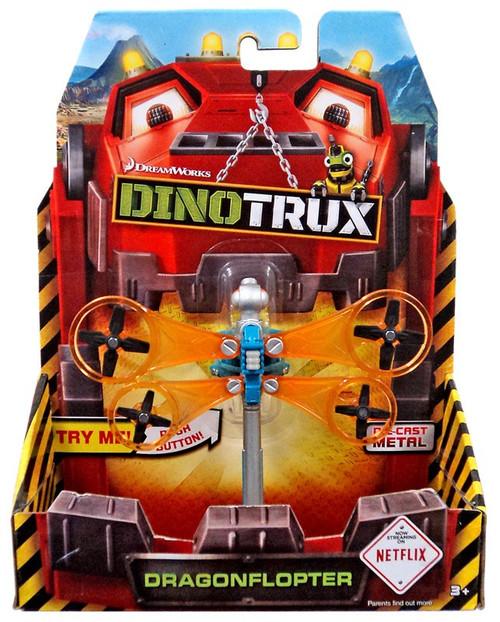 Dinotrux Dragonflopter Diecast Figure