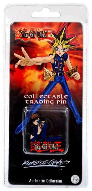 YuGiOh Collector Pins Kaiba Pin