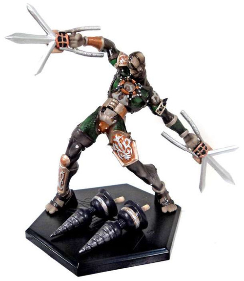 Soul Calibur III Game Character Collection Series 1 Voldo PVC Figure [Regular]