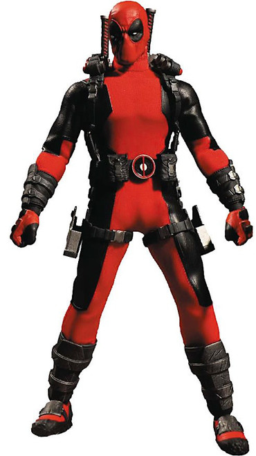 Marvel One:12 Collective Deadpool Action Figure