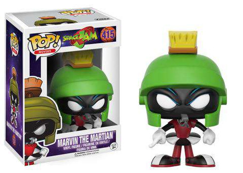 Funko Space Jam POP! Animation Marvin the Martian Vinyl Figure #415