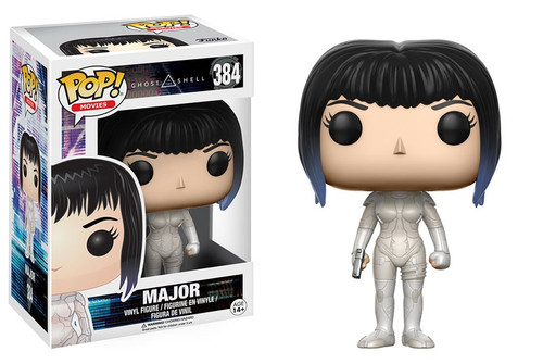 Funko Ghost in the Shell POP! Movies Major Vinyl Figure #384