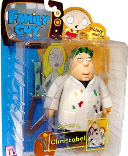 Family Guy Series 3 Christobel Action Figure