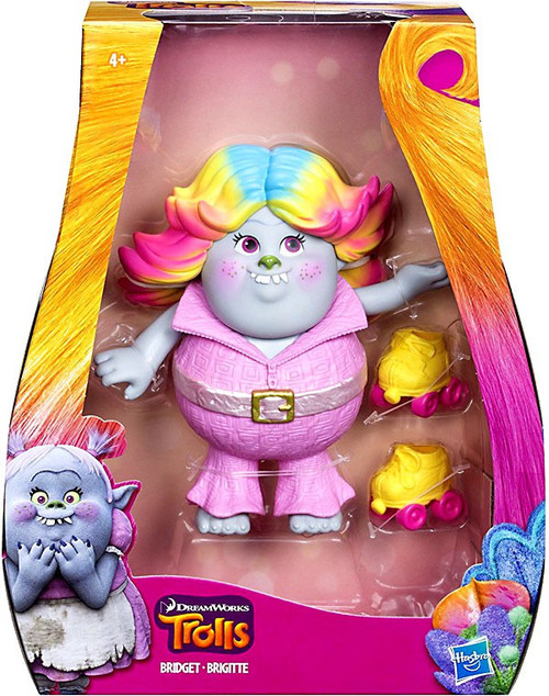 Trolls Bridget 9-Inch Figure Doll