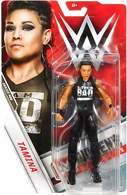 WWE Wrestling Series 69 Tamina Action Figure