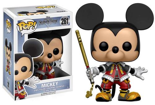 Funko Kingdom Hearts POP! Disney Mickey Vinyl Figure #261