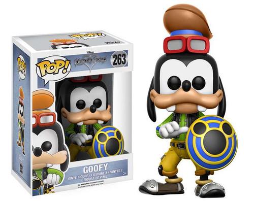Funko Kingdom Hearts POP! Disney Goofy Vinyl Figure #263 [Kingdom Hearts]