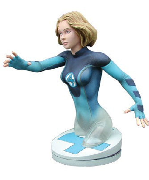 Marvel Fantastic Four Ultimate Sue Storm Mini Bust