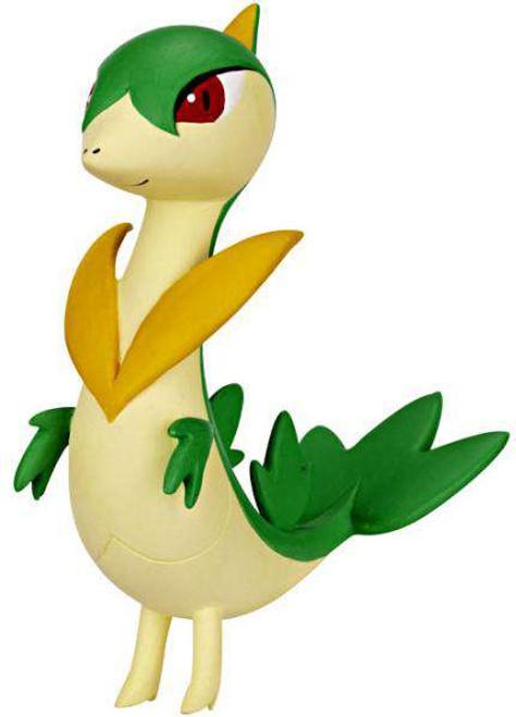 Pokemon Black & White Series 3 Basic Servine Figure [Loose]