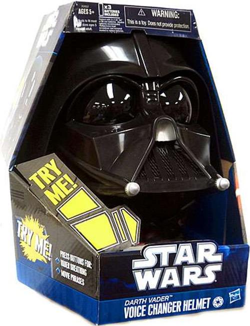 Star Wars Darth Vader Voice Changing Helmet