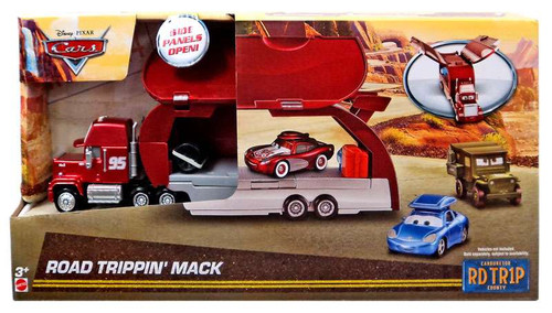 Disney / Pixar Cars Road Trippin' Mack Playset
