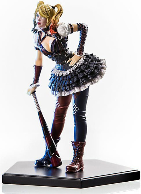 DC Arkham Knight Harley Quinn Art Scale Statue