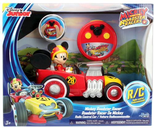 Disney Junior Mickey & Roadster Racers Mickey Roadster Racer R/C Vehicle