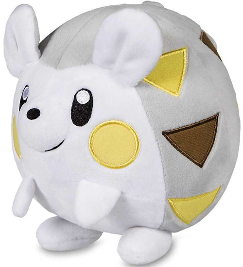 Pokemon Togedemaru Exclusive 6.5-Inch Plush [Standard Size]