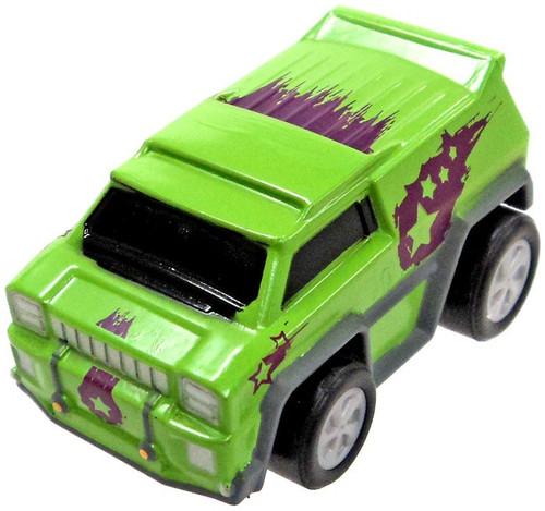 Rocket League Pullback Racer Merc Mini Car [Loose]