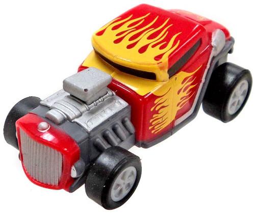 Rocket League Pullback Racer Backfire Mini Car [Loose]