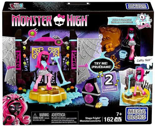 Mega Bloks Monster High Stage Fright Set DPK32