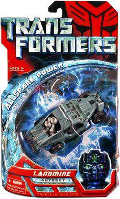 Transformers Movie Landmine Deluxe Action Figure [Damaged Package]
