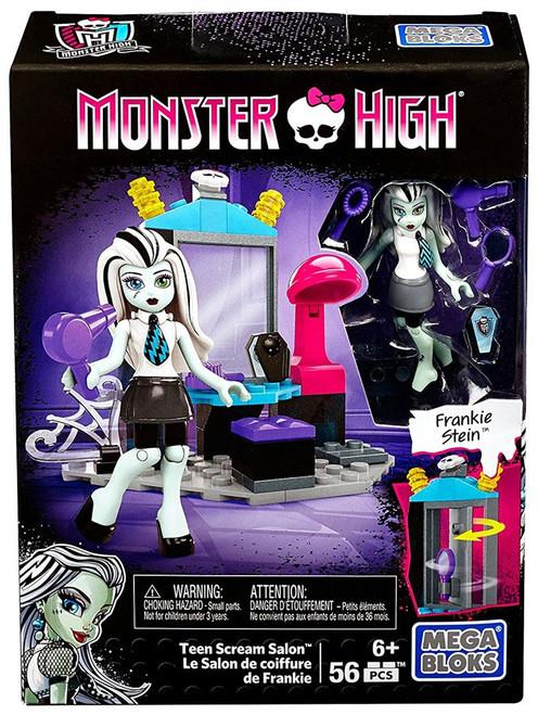 Mega Bloks Monster High Teen Scream Salon Set DPK35
