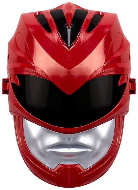 Power Rangers Movie Red Ranger Mask [with Sound]