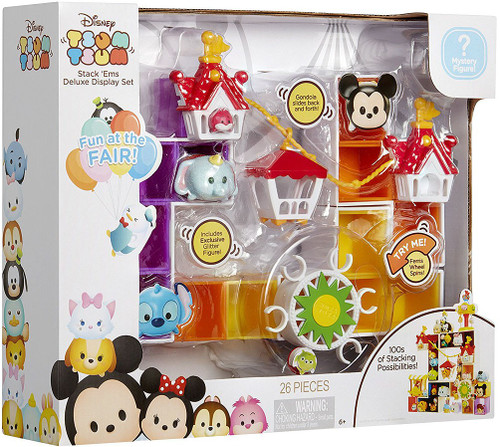 Disney Tsum Tsum Fun at the Fair Deluxe Display Set