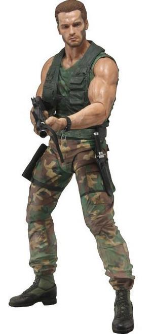 NECA Predator 30th Anniversary Jungle Patrol Dutch Action Figure