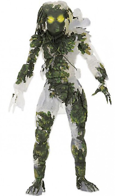 NECA Predator 30th Anniversary Jungle Demon Action Figure