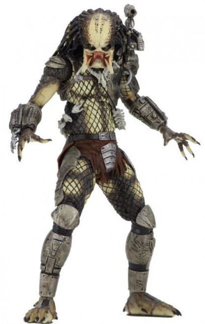 NECA Predator 30th Anniversary Jungle Hunter Unmasked Action Figure
