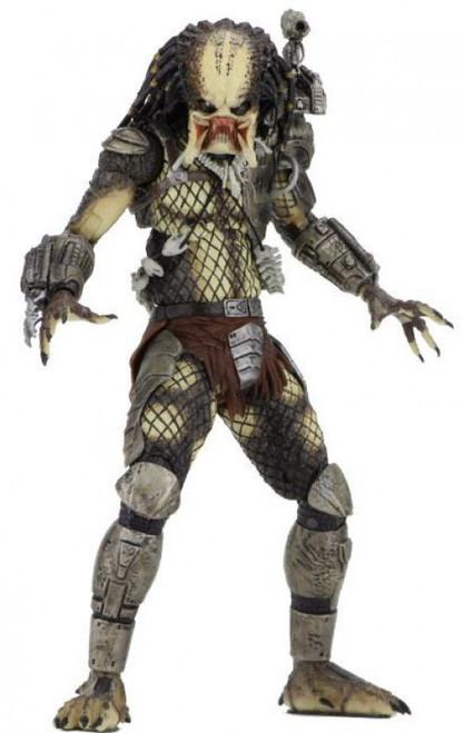 NECA Predator 30th Anniversary Jungle Hunter Unmasked Action Figure