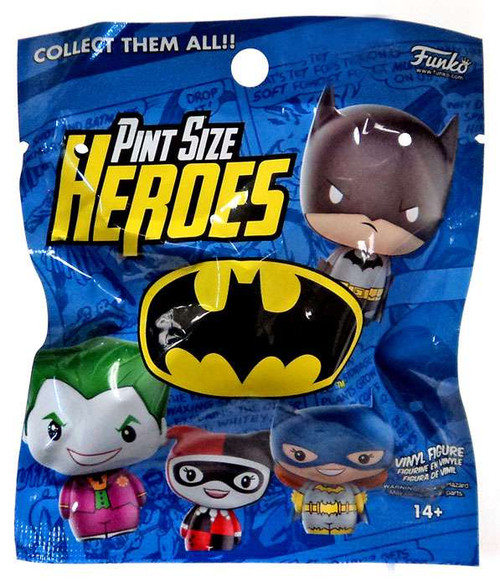 Funko Pint Size Heroes DC Exclusive Mystery Pack [Exclusive]