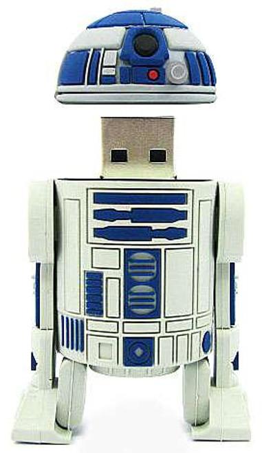 Star Wars 2GB R2-D2 Exclusive USB Flash Drive
