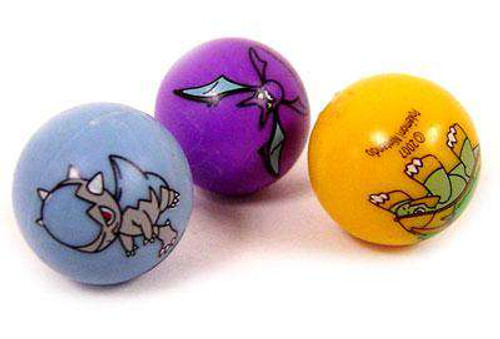 Diamond & Pearl Marbles Set of 3 Pokemon Marbles [Random Characters Loose]