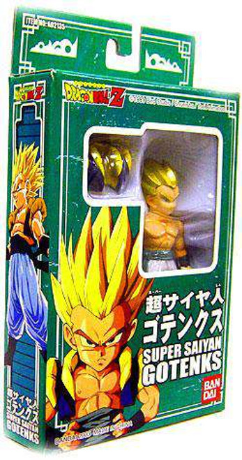 Dragon Ball GT Super Battle Collection Super Saiyan Gotenks Action Figure