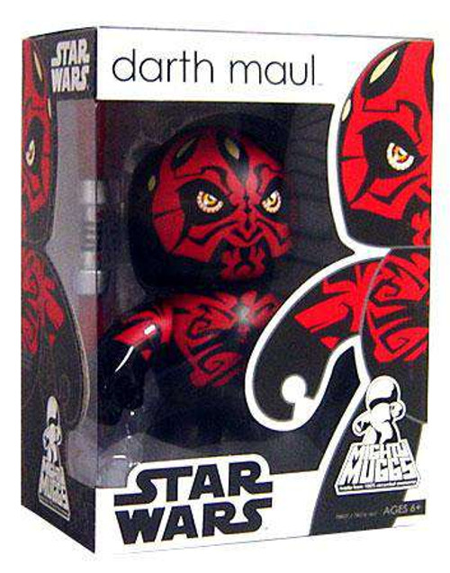 Star Wars Expanded Universe Mighty Muggs Wave 7 Darth Maul Vinyl Figure [Version 2]