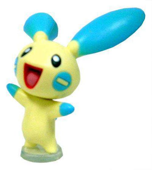 Pokemon Diamond & Pearl Minun Figure [Loose]