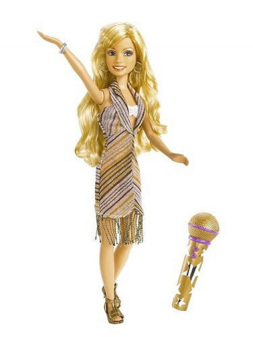 Disney High School Musical Sing Together Sharpay Doll