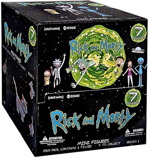 Rick & Morty Mystery Box [24 Packs]