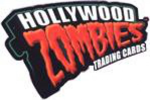 Hollywood Zombies Topps Series 1 Trading Card Pack