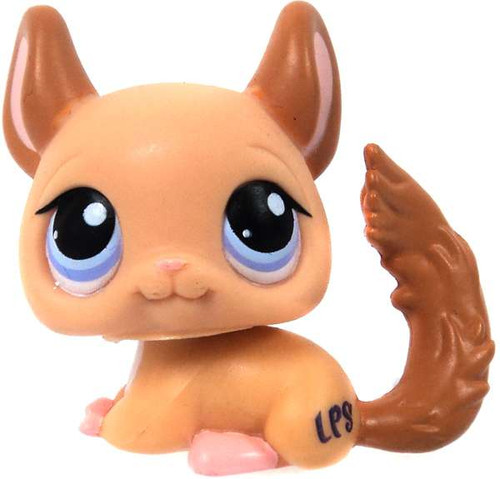 Littlest Pet Shop Chinchilla Figure [Loose]