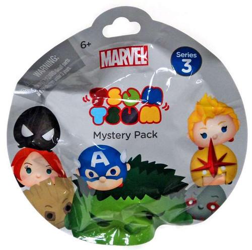 Disney Marvel Tsum Tsum Series 3 Mystery Stack Pack