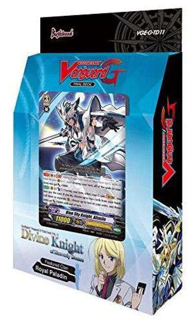 Vanguard G Divine Knight of Heavenly Decree Trial Deck