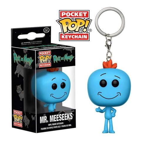Funko Rick & Morty POP! Animation Mr. Meeseeks Keychain