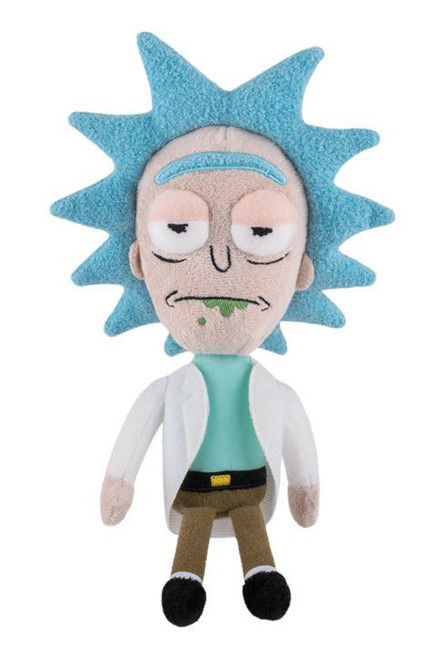 Funko Rick & Morty Galactic Series 1 Rick Plush [Neutral]
