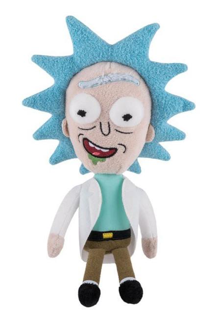 Funko Rick & Morty Galactic Series 1 Rick Plush [Happy]
