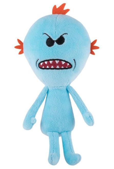 Funko Rick & Morty Galactic Series 1 Mr. Meeseeks Plush [Mad]