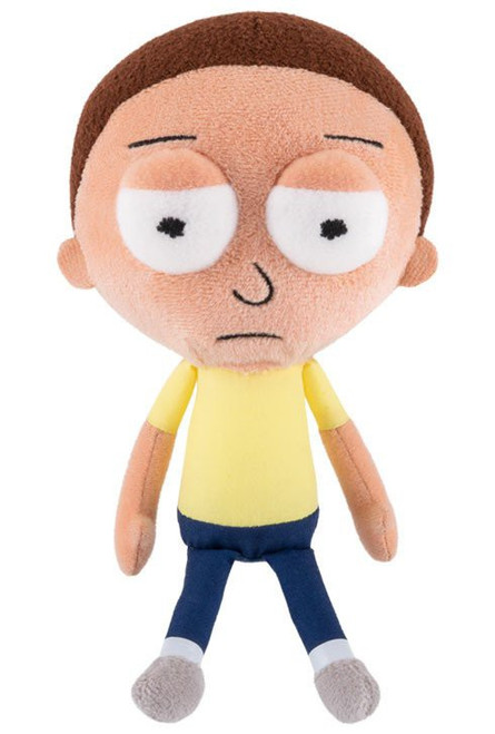 Funko Rick & Morty Galactic Series 1 Morty Plush [Neutral]