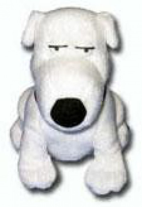 Family Guy Brian 6-Inch Plush Figure