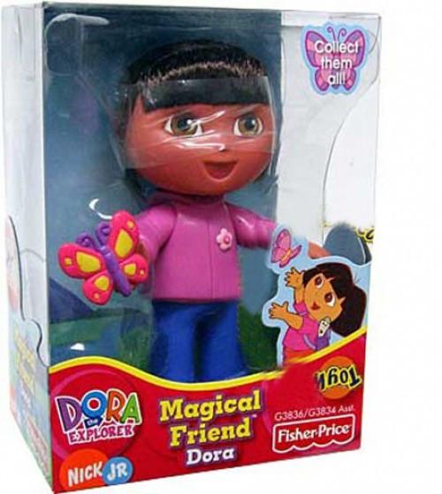 Dora the Explorer Magical Friend Dora 5-Inch Figure