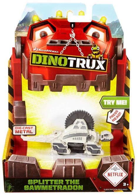 Dinotrux Splitter The Sawmetradon Diecast Figure